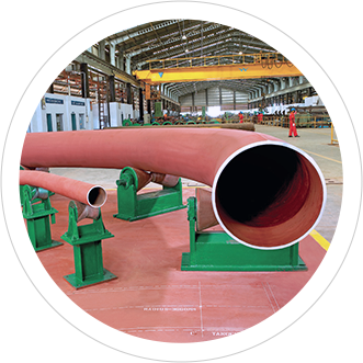 World's Largest Welded Line Pipe Manufacturer – Welspun Corp Ltd